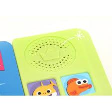 "Pinkfong Children'S Baby Shark Sound Book, Blue/Yellow, 8.7"" x 7.8"" cheap -  realevaluation.com"