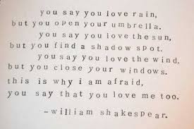 shakespeare quotes tumblr