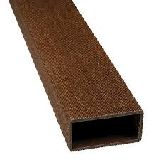Ultradeck 2 X 4 X 67 3 4 Composite Fence Rail Sleeve At Menards