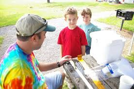 Parks & Rec hosts Youth Fishing Derby | Queen Annes County |  myeasternshoremd.com