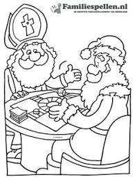 131 Beste Afbeeldingen Van Sinterklaas Tekeningen Sinterklaas