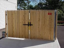 Gc Aaa Fences Dumpster Enclosures