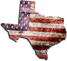 Amazon Com 7 X 5 Texas State Distressed Tattered Subdued Usa American Flag Vinyl Decal Tx Automotive