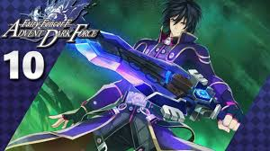Fairy Fencer F Advent Dark Force Ps4 Let S Play Facing Apollonius Part 10 By
