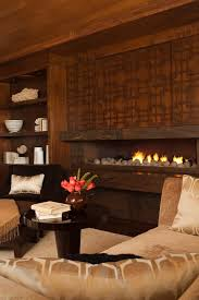 small gas fireplace bedroom traditional