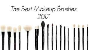 the best makeup brushes 2017 you