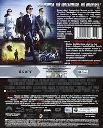 Amazon.com: Mission Impossible - Protocollo Fantasma (Blu-Ray+Dvd+ ...