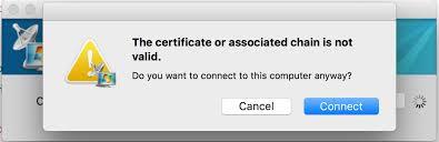 mac remote desktop connection client
