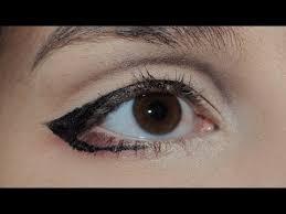male anime eye makeup tutorial