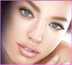 natural makeup blue eyes star styles