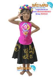 Váy - Yếm trẻ em » Trang phục biểu diễn Sắc Màu Quận 12