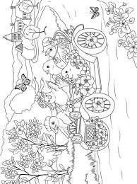 Kids N Fun Kleurplaat Pasen Voor Volwassenen Pasen Voor Volwassen