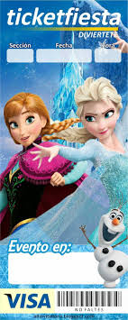 Kit Imprimible Frozen En 2020 Invitaciones De Frozen