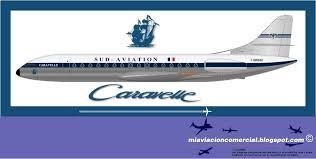 Mi Aviacion Comercial: Sud Aviation Caravelle