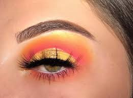 mccollum creates colorful makeup looks