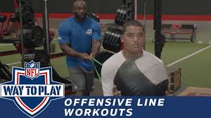 offensive linemen workouts to improve