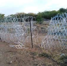 R37m Wasted On Fence That Barely Slowed Down Illegal Immigration Mashaba Oudtshoorn Courant