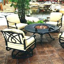fire pit table with chairs blacklamp info