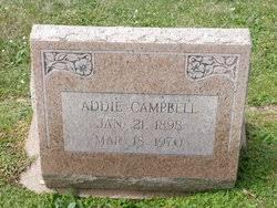Addie Bogan Campbell (1898-1970) - Find A Grave Memorial