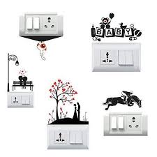 wall decor vinyl love switchboard