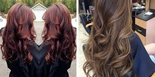 the best brunette hair color shades