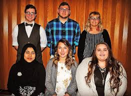 Kenton Times - Honored as Teenagers of the Month for April... | Facebook
