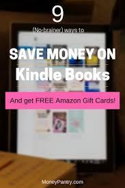 9 ways to save money on kindle books