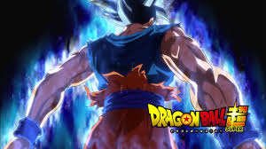 dragon ball super goku ultra instinct