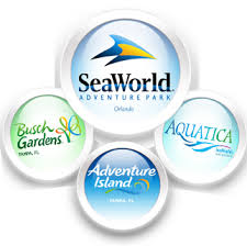 seaworld parks packages