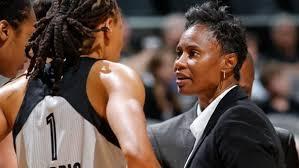 San Antonio hires Vickie Johnson as head coach | Hoopfeed.com