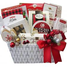 holiday gift baskets the sweet basket