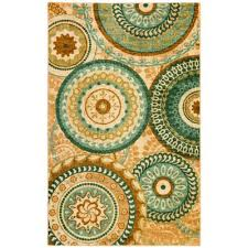 teal forest suzani area rug rug size