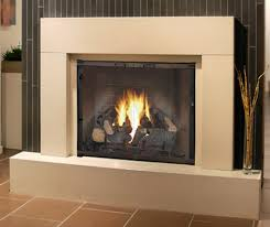 benefits of glass fireplace doors