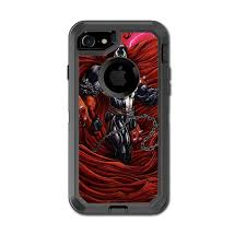 Skin Decal For Otterbox Defender Iphone 7 Or Iphone 8 Case Comic Book Superhero Itsaskin Com