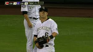 Corey Dickerson bulks up after solid debut with Colorado Rockies ...