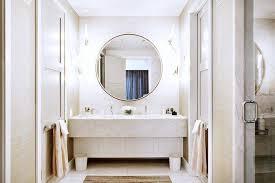 outstanding bathroom round mirror