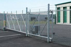 Chain Link Fence Gates Cantilever Sliding Gates Swing Gates More