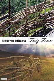 15 Simple Diy Garden Fence Ideas You Can Build Right Now