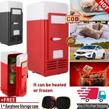 Tặng] salmophoTủ Lạnh MÁY TÍNH USB Mini Tủ Lạnh Tủ Lạnh Đồ Uống ...