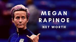 What is the net worth of Megan Rapinoe ...