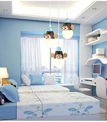Buy Cartoon Pendant Light For Children Room Boy Or Girl Simple Warm Creative Cartoon Protective Eyes Lamp Children Kids Droplight Features Price Reviews Online In India Justdial