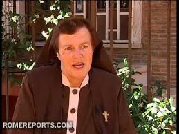 sister briege mckenna a nun with the