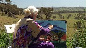 Ada Clark - renowned Australian Artist - YouTube