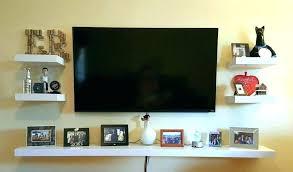 wall mounted tv ideas bedroom