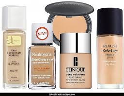 best makeup for oily skin large pores