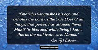 guru tegh bahadur quotes that inspire bravery humanity
