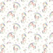 arthouse rainbow unicorn 10 05m x 0 53m