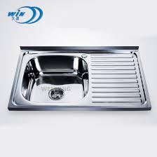 brush snless steel kitchen sink