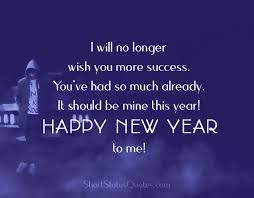 funny new year status captions funny wishes for