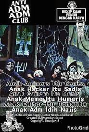 anti adm club save copas izin yha^ ^ quotes newbie berkelas